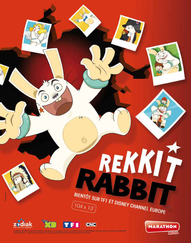 Rekkit Rabbit​