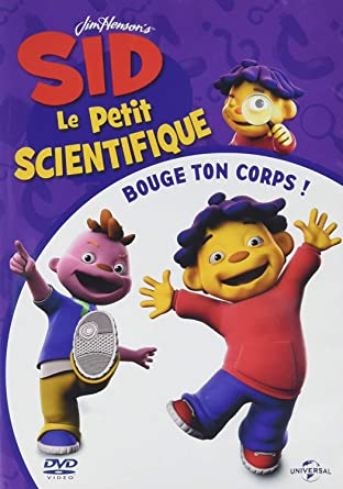 Sid, le petit scientifique​